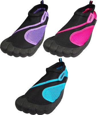 NORTY Women's Quick Drying Aqua Shoes Water Sports Beach Poo