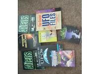 Books alien & ufo