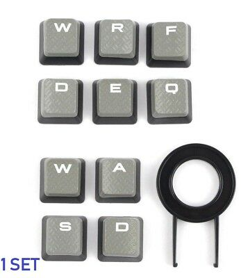 - New Corsair FPS Backlit Key Caps for Gaming Keyboards cherry MX Key switch!