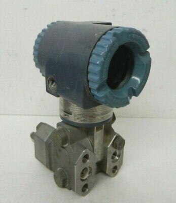 Foxboro Pressure Transmitter Gauge Idp10-i20b11f-m1