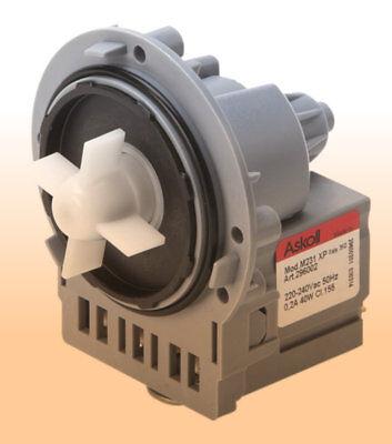 Laugenpumpe Pumpe Waschmaschine ORIGINAL ASKOLL Passt Fur Siemens LG Samsung 00