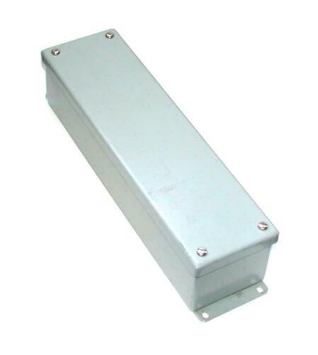"""Hoffman Z-4pbbc 10.5"""" X 3.5"""" X 3"""" Steel Enclosure Box *u45"""