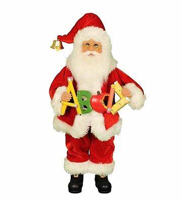 CHRISTMAS DECORATIONS - TEACHER AIDE SANTA - CLASSROOM SANTA - HOLIDAY - Christmas Decorations Classroom