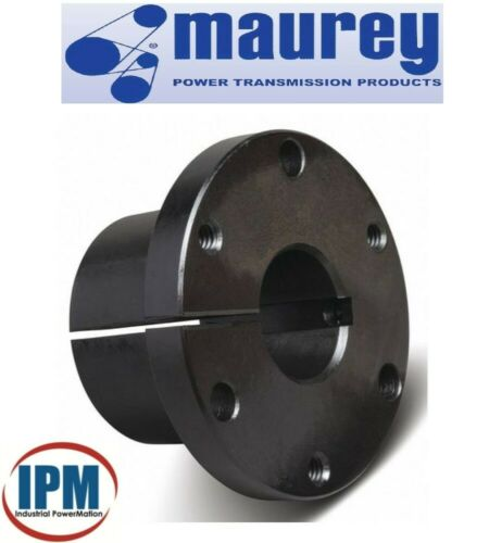 "FACTORY NEW!  MAUREY MFG.  SF x 1-1/8 QD Bushing, SF Series, 1-1/8"" Bore [SF118]"