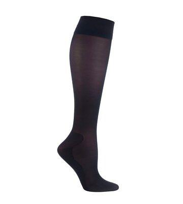 IOMI - Mens & Ladies Unisex 18 mmHg Graduated Compression Travel Flight Socks