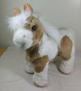 FURREAL PONY BUTTERSCOTCH INTERACTIVE TOY HORSE Lawnton Pine Rivers Area Preview