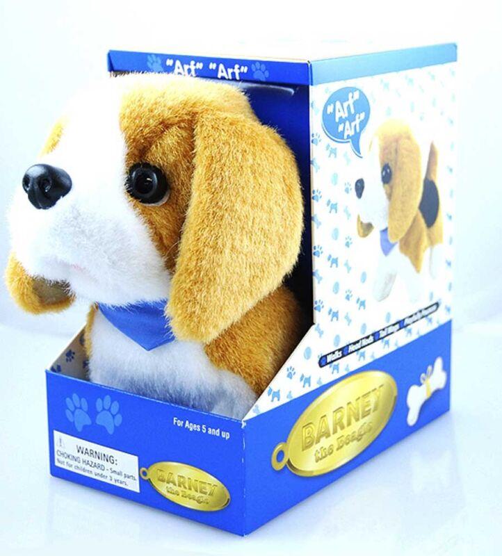 Beagle Lifelike Stuffed Animal Toy
