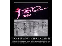 TODDLER & PRE-SCHOOL DANCE CLASSES - SHINE STUDIOS LYNDHURST