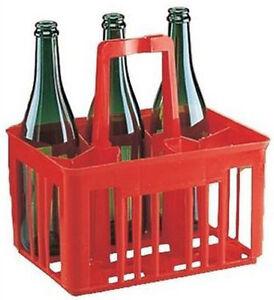 Cestello cesta portabottiglia porta bottiglia da 6 posti - Porta acqua per termosifoni ...