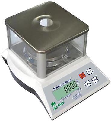 120 X 0.001 Gram 1 Mg Digital Scale Balance Lab Analytical Pharmacy Laboratory K