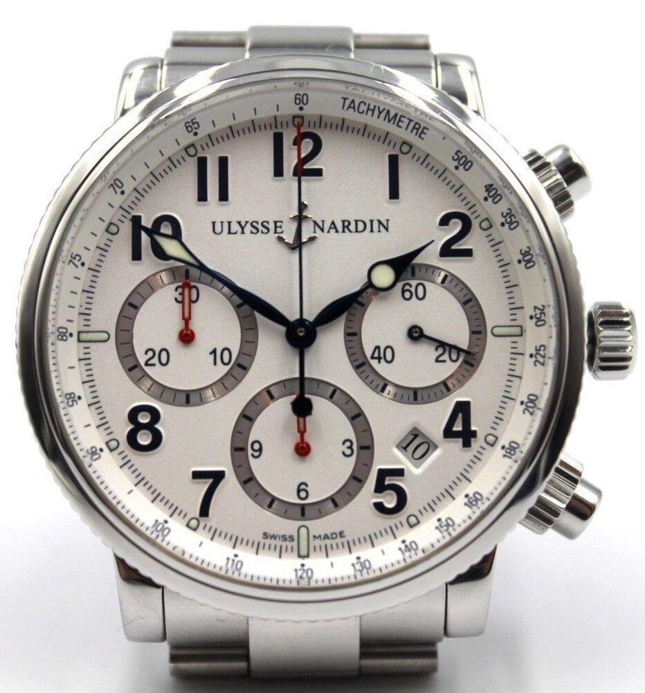 Ulysse Nardin Marine 353-88 - watch picture 1