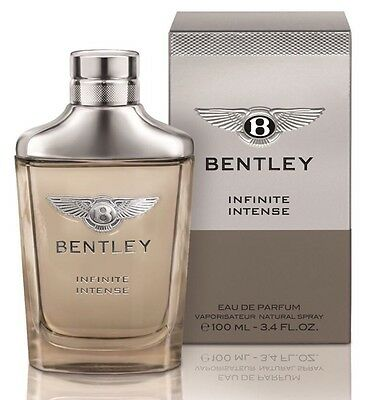Infinite Intense By Bentley For Men 3 3 3 4 Oz 100 Ml Eau De Parfum Spray