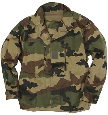 French F2 Field Jacket CCE CAMO - NEW European Military Surplus - SIZE 2XL