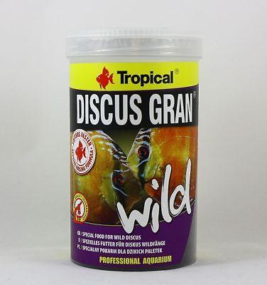 Discus Gran Game Tropical 33.8oz Special Food for Diskus WILDFÄNGE 13,99 €/ L