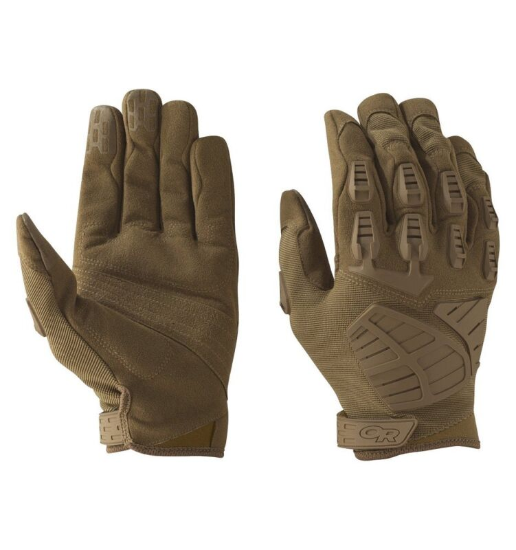 Outdoor Research Asset Tactical Gloves Coyote Medium
