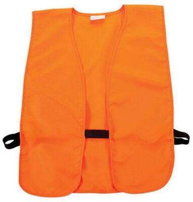 Allen Blaze Orange Poly Vest Hunter Safety Vest CHOOSE YOUR - Orange Vest