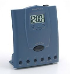 Sound Oasis Sleep Sound Therapy, Sound Masking, Tinnitus Relief, Alarm Clock