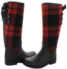 Coach Women's Casual Rain Boots