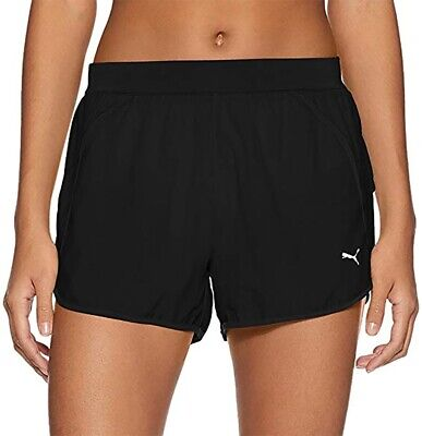 Puma Blast 3 Inch Womens Running Shorts - Black