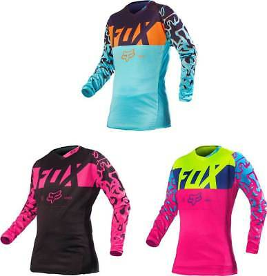2018 New Fox Racing 180 Womens Jersey - Motocross Dirtbike MX ATV Riding Gear