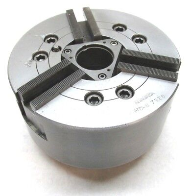 Kitagawa 8 Three-jaw Cnc Lathe Power Chuck W A2-6 Mount - Ho-8