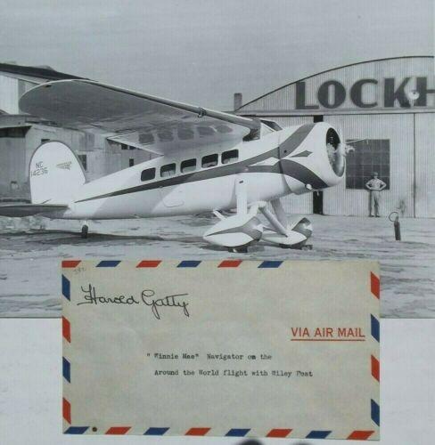 Harold Gatty Aviation Pioneer