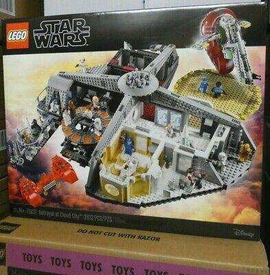 Lego Star Wars TM Betrayal at Cloud City 75222 New 2019 (2812 Pieces) New Boys Star Wars Lego