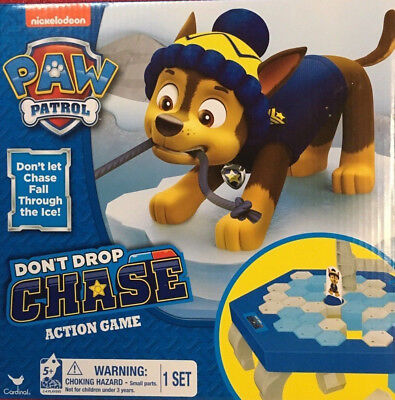 Paw Patrol Dont Drop Chase Action Game w