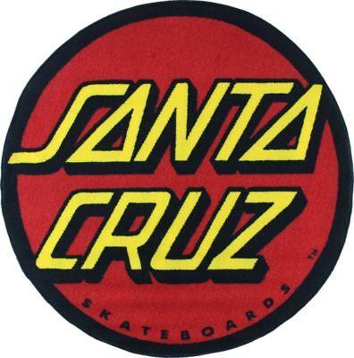 46b797575dc9 Skate Deckor Skate Rugs Santa Cruz Dot