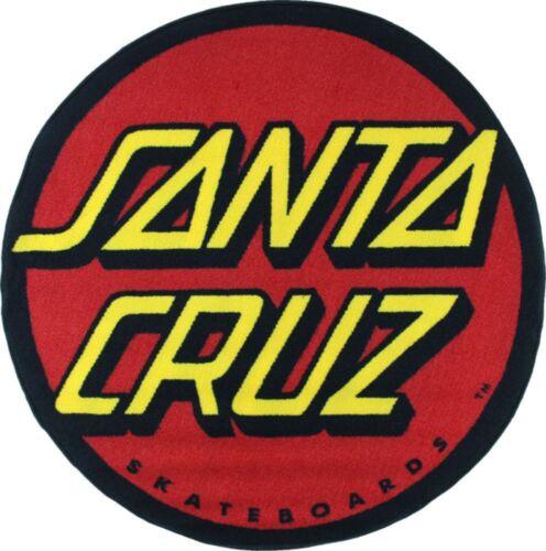 Rug Skate Deckor  Santa Cruz Dot