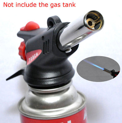 Flame Torch Butane Gas Blow Burner Welding Solder Bbq Soldering Lighter
