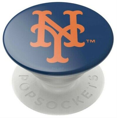 Popsockets MLB New York Mets Cell Phone PopGrip Swappable fo