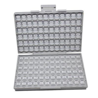 Aidetek 0805 Smd 144 X 100pcs Rohs 1 Engineering Sample Resistor Kit Inbox-all