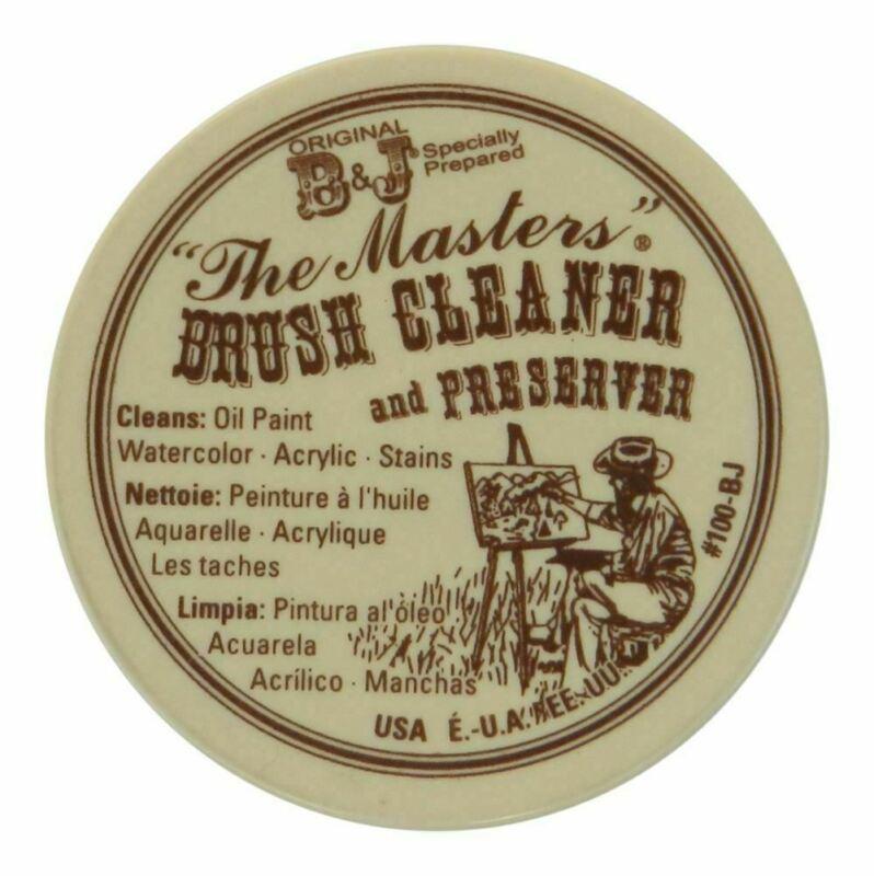 The Master Brush Cleaner 1.0 oz 100-BJ