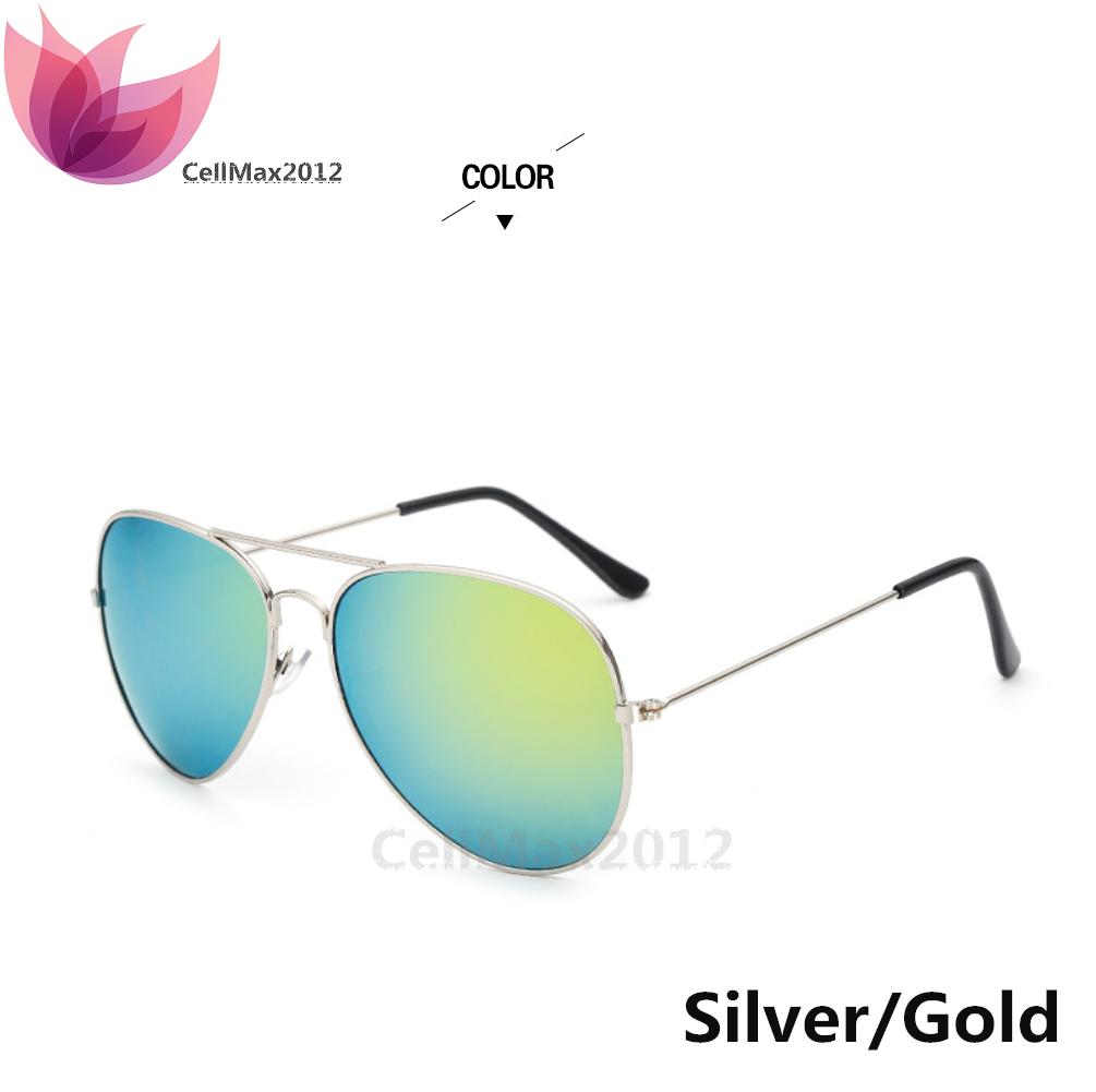 Silver / Gold Lens