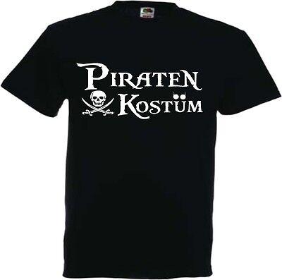 Piraten Kostüm T Shirt Pirat Fasching Karneval Mainz Köln Kult Klamotten Swag