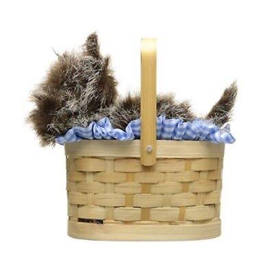 Dog Toto Basket/Purse Costume Accessory
