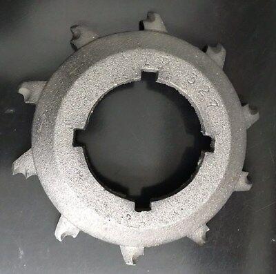 Covington Seed Plate - Tp527 - Small Corn Pea Okra Plate