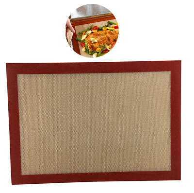 Best Non-stick Heat Resistant Silicone Baking Pastry Mat Rolling Dough Sheet