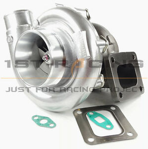 T76 T4 turbine .81 A/R Comp .80 A/R Oil Cooled 900+HP Vband Turbo Turbocharger