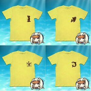 Anime-Free-Iwatobi-Swim-Club-Cosplay-Cotton-Unisex-T-shirt-Shirt-Multi-Choices