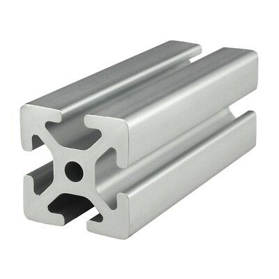 8020 T Slot 40mm X 40mm Aluminum Extrusion 40 Series 40-4040 X 1000mm N