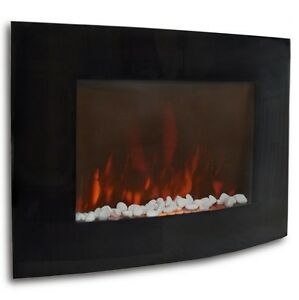 Wall Mount Electric Fireplace