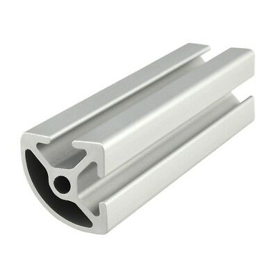 8020 Inc T-slot Aluminum Extrusion 25 Series Quarter Round 25-2527 X 1220mm N