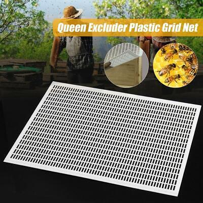 1x Frame Beekeeping Beekeeper Bee Queen Excluder Trapping Tool Grid Net Sup