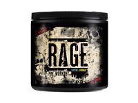 Warrior Rage Pre Workout BCAA 45 Servings
