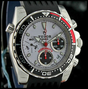 Tudor swiss by rolex hydronaut ii chronograph diver 39 s - Tudor dive watch price ...