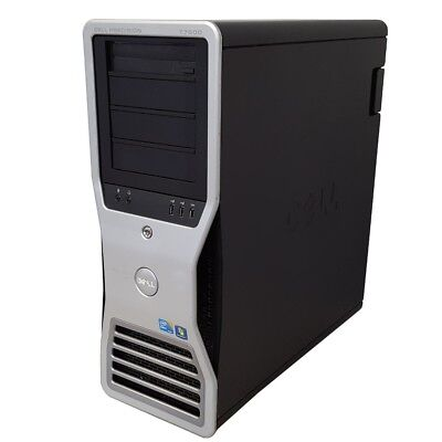 Dell Precision T7500 Workstation Xeon 6-Core 2.80GHz X5660 12GB RAM