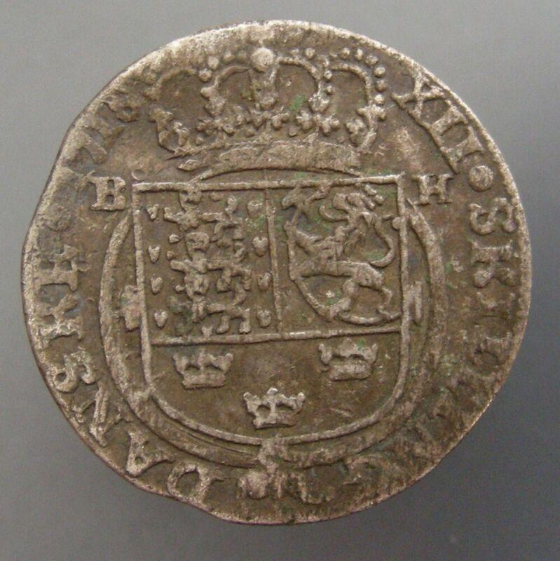 Denmark 1718 Skilling