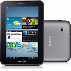 Samsung Glaxy tablet p3100 wifi + cellular unlocked any network ***good condition***40% off sale***